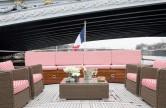 croisière privée bateau Paris