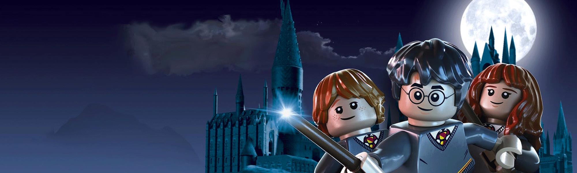SUPER HERO HARRY POTTER LEGO