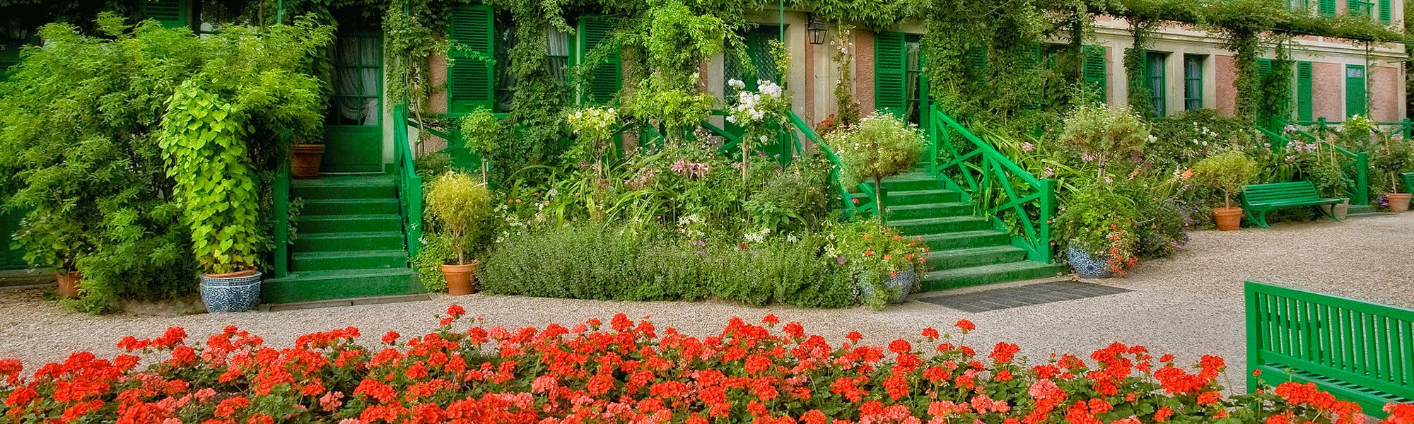 Fondation et Jardins Claude Monet Givrent