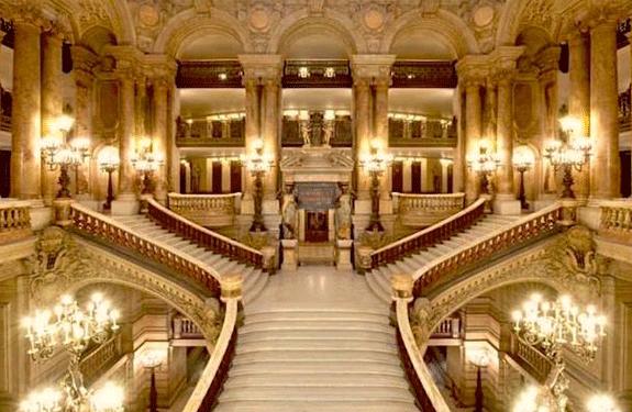 Opera Garnier visite privée