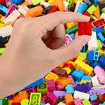 CONSTRUCTION LEGO ATELIER ENFANT