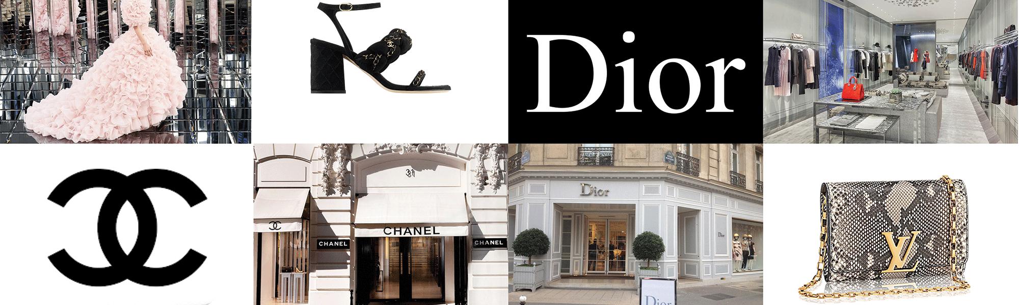 maisons luxe paris