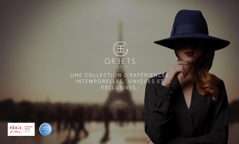 Greets Paris