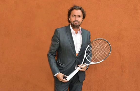 Leçon privée avec Henri LECONTE l'icône du Tennis français