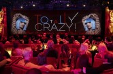 REveal the underside of the crazy horse CABARET