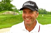 Play golf with Thomas Levet