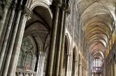 A unique journey through time in the Cathedral Basilica of Saint-Denis. Discover one of the most cult monuments of Gothic art in