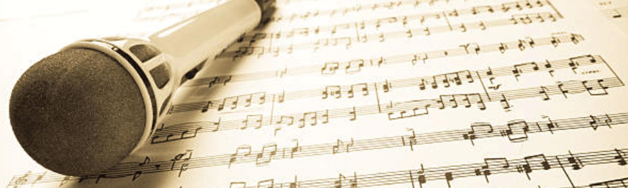 écrire chanson