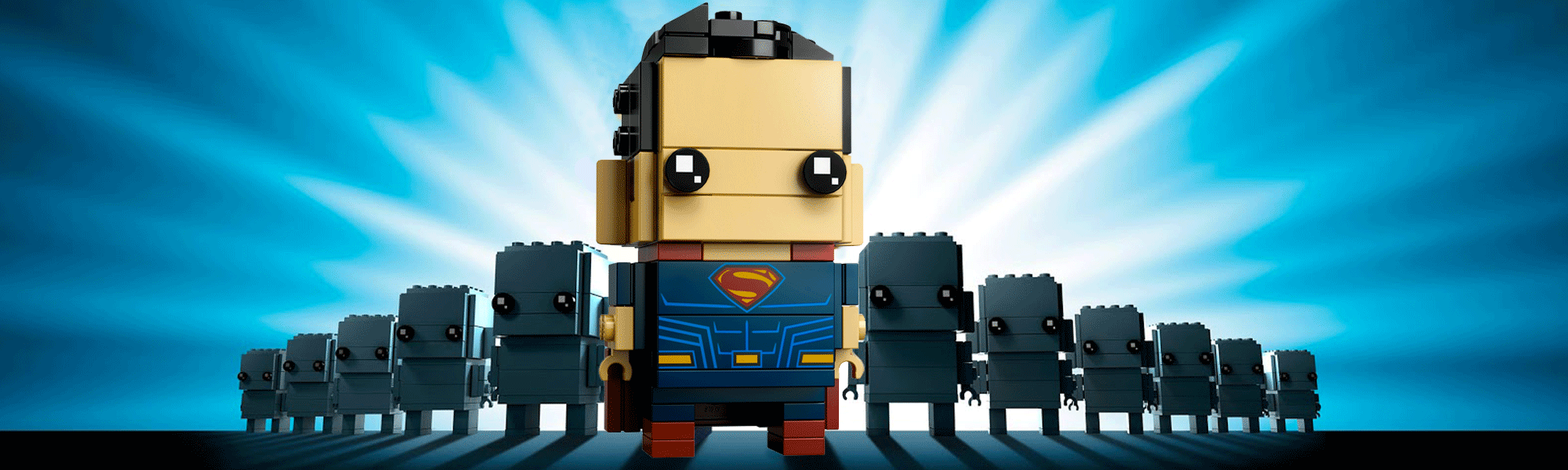 LEGO POP CULTURE CONSTRUCTION