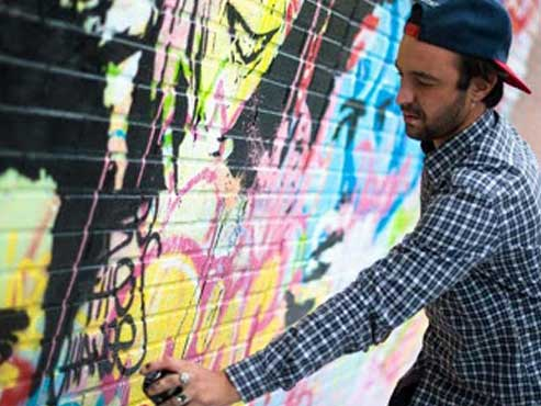 Onemizer Street Art Paris Atelier