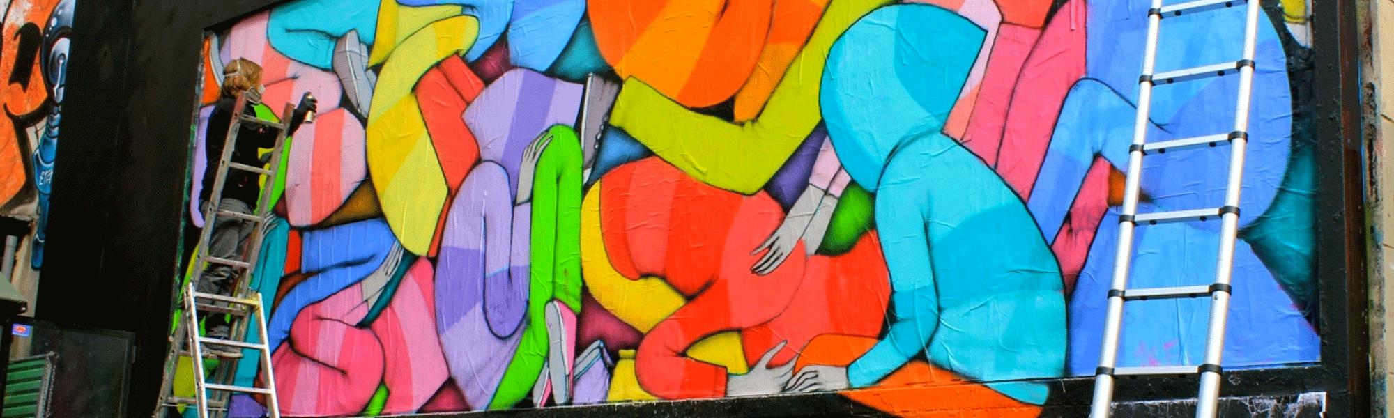 art urbain street art experience