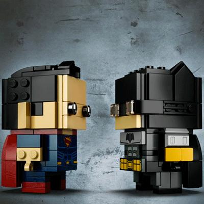 Atelier Lego enfant Super hero