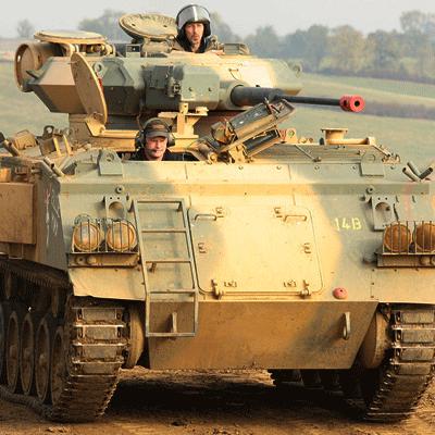 combat tank