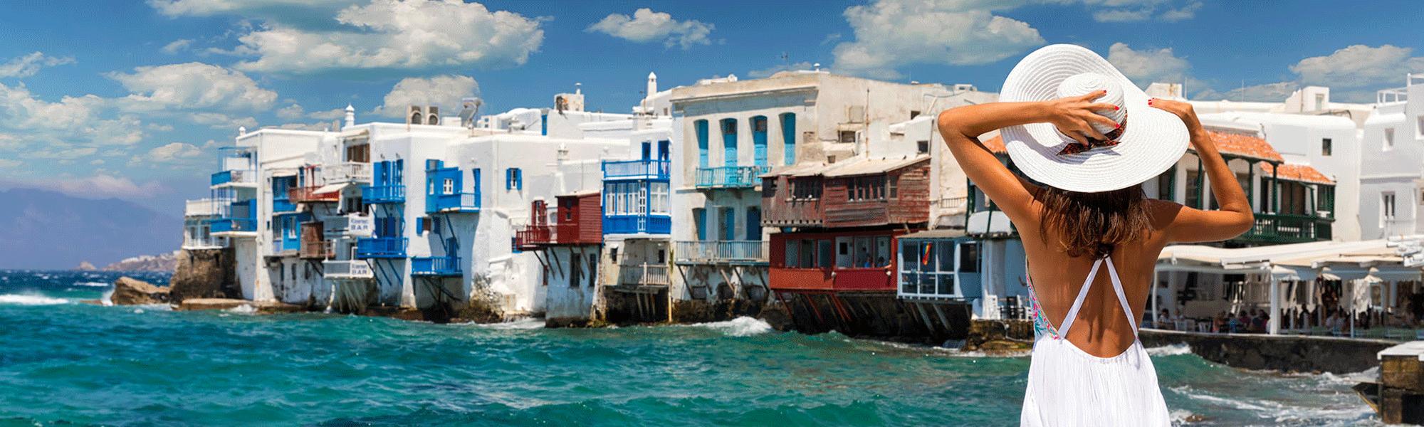 Week end luxe Mykonos