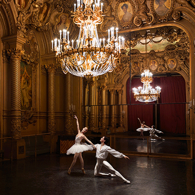 Visite privée Opera Garnier Paris