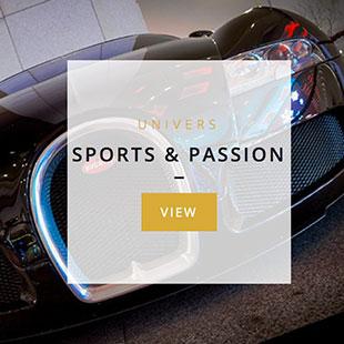 Sports passion