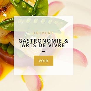 Gastronomie & Arts de vivre