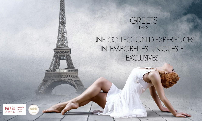 GREETS PARIS EXPERIENCES UNIQUES