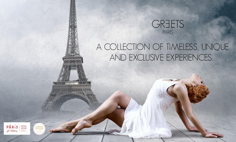 GREETS PARIS UNIQUE EXPERIENCES